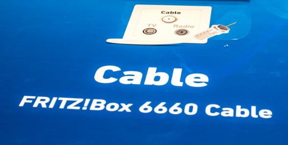 Kabel Router 6660 Vortellung IFA 2019