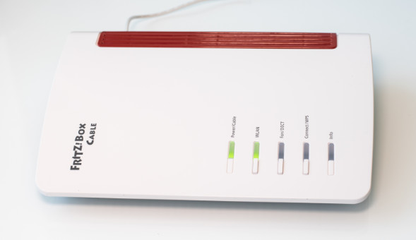 FritzBox 6660 für Kabel Gigabit Internet