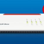 Router: AVM Fritz!Box 7590 AX